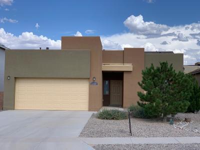 Rio Rancho Single Family Home For Sale: 1914 Buckskin Loop NE