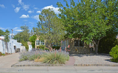 Albuquerque NM Single Family Home For Sale: $350,000