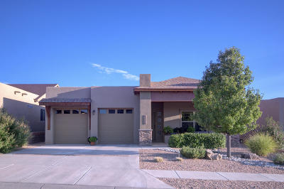 Albuquerque NM Single Family Home For Sale: $270,000