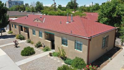 Albuquerque Multi Family Home For Sale: 401 14th & 416-422 14th Street SW