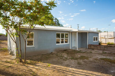 Albuquerque NM Single Family Home For Sale: $188,500
