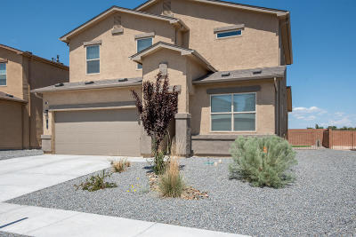 Los Lunas Single Family Home For Sale: 5 Dos Hermanos Court