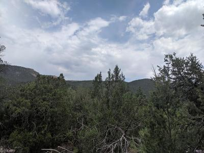 Jemez Springs NM Residential Lots & Land For Sale: $43,000