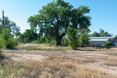 Bernalillo County Residential Lots & Land For Sale: 1323 Gatewood Road SW