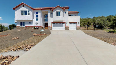 Sandia Park Single Family Home For Sale: 9 Eli Court
