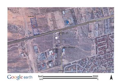 Bernalillo County Residential Lots & Land For Sale: 11355 Central NW