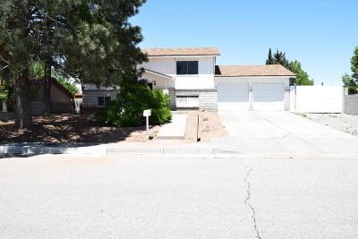 Albuquerque NM Single Family Home For Sale: $229,000