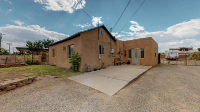 Albuquerque Multi Family Home For Sale: 4627 San Isidro Street NW