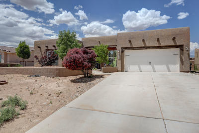 Rio Rancho Single Family Home For Sale: 4717 26th Avenue NE