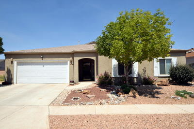 Los Lunas Single Family Home For Sale: 2610 Crimson Clover Road SW