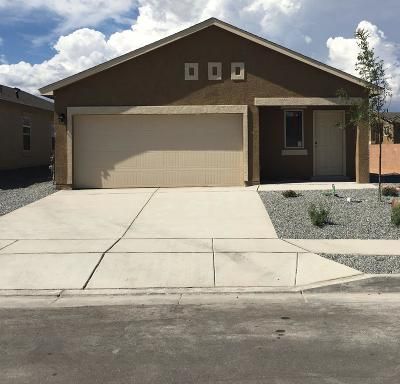 Rio Rancho Single Family Home For Sale: 5852 Colfax Place NE