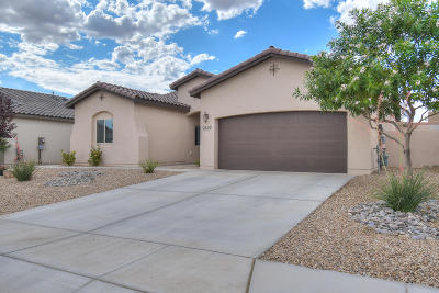 Rio Rancho Single Family Home For Sale: 2629 La Luz Circle NE