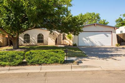 Bernalillo County Single Family Home For Sale: 7701 Raymond Drive NE