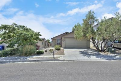 Bernalillo County Single Family Home For Sale: 8836 Round Rock Road SW