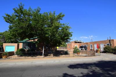 Bernalillo County Single Family Home For Sale: 403 San Felipe Street NW