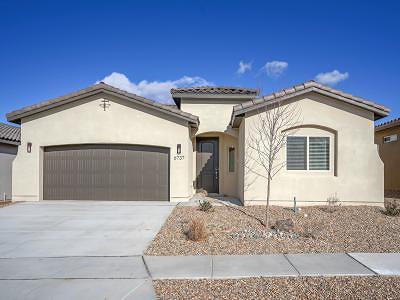 Albuquerque Single Family Home For Sale: 6737 Promenade Avenue NE