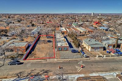 Albuquerque Residential Lots & Land For Sale: 527 Mesilla Street SE