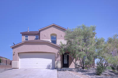 Rio Rancho Single Family Home For Sale: 1124 Caramel Court SE