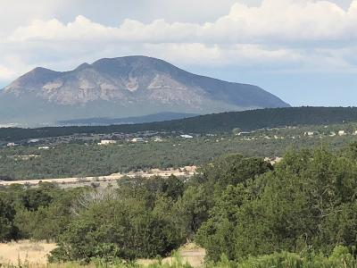 Tijeras Residential Lots & Land For Sale: 3 Black Bear Court
