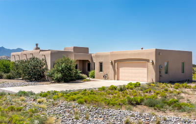 Placitas Single Family Home For Sale: 35 Mustang Road