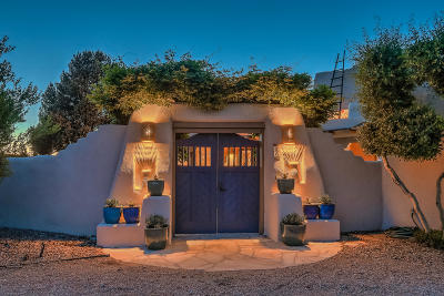 Placitas Single Family Home For Sale: 6 Calle Rosa