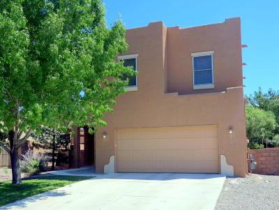 Rio Rancho Single Family Home For Sale: 3260 Zia Street NE