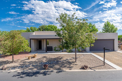 Bernalillo Single Family Home For Sale: 508 Avenida Los Suenos