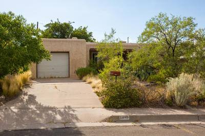 Single Family Home For Sale: 1415 Quincy Street NE