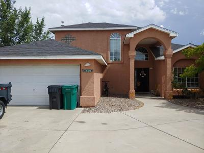 Rio Rancho Single Family Home For Sale: 610 Palmas Altas Drive SE
