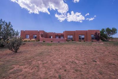 Sandia Park Single Family Home For Sale: 36 Tumbleweed Road