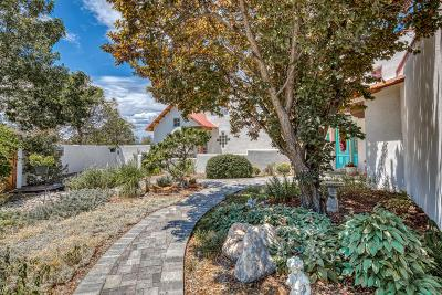 Edgewood Single Family Home For Sale: 10 Lomas Court