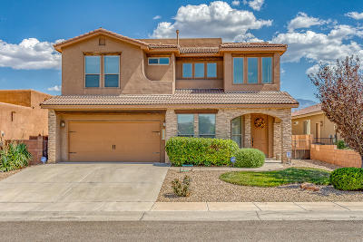 Bernalillo Single Family Home For Sale: 1044 Cristanos Drive