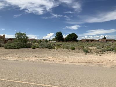 Rio Rancho Residential Lots & Land For Sale: 1899 Vargas Road SE