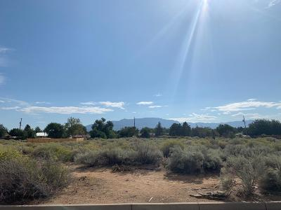Rio Rancho Residential Lots & Land For Sale: 1608 35th Street SE