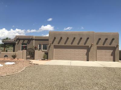 Rio Rancho Single Family Home For Sale: 5417 Tecamec Road NE