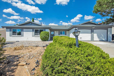 Single Family Home For Sale: 12317 Morocco Road NE