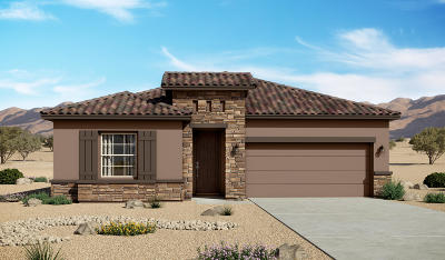 Rio Rancho Single Family Home For Sale: 6945 Cleary Loop