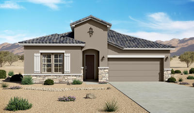 Rio Rancho Single Family Home For Sale: 4129 Mountain Trail Loop