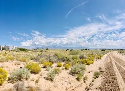 Rio Rancho Residential Lots & Land For Sale: 512 Acicate Road Road NE