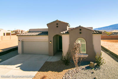 Rio Rancho Single Family Home For Sale: 6941 Cleary Loop NE