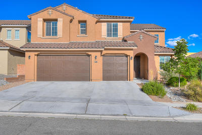 Rio Rancho Single Family Home For Sale: 2912 Walsh Loop SE