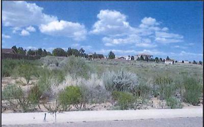 Rio Rancho Residential Lots & Land For Sale: 6609 Kalgan Road NE