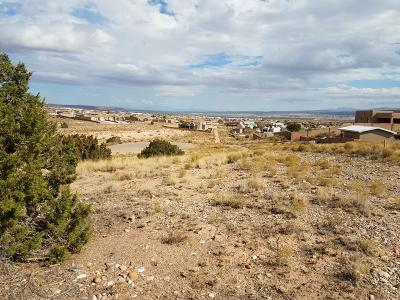 Rio Rancho Residential Lots & Land For Sale: 3403 Finnegan Court NE