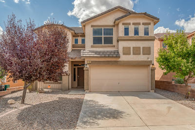 Rio Rancho Single Family Home For Sale: 2136 Violeta Circle SE