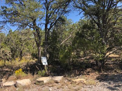 Tijeras Residential Lots & Land For Sale: 10 Coyote Canyon Trail