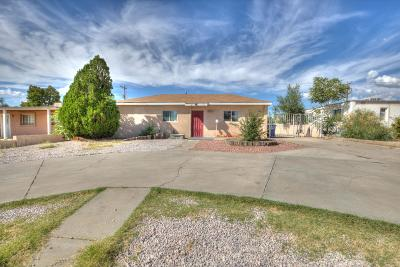 Albuquerque Single Family Home For Sale: 5013 Comanche Road NE