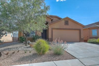 Rio Rancho Single Family Home For Sale: 2028 Ensenada Circle SE