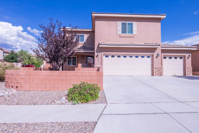 Albuquerque NM Single Family Home For Sale: $315,000