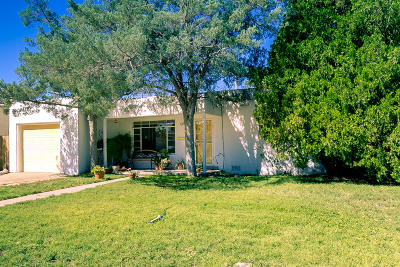 Albuquerque Single Family Home For Sale: 3409 Northfield Court NW