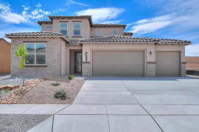 Albuquerque NM Single Family Home For Sale: $429,990